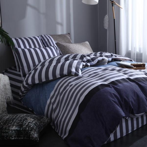 Комплект постельного белья Люкс-Сатин 2 спальный