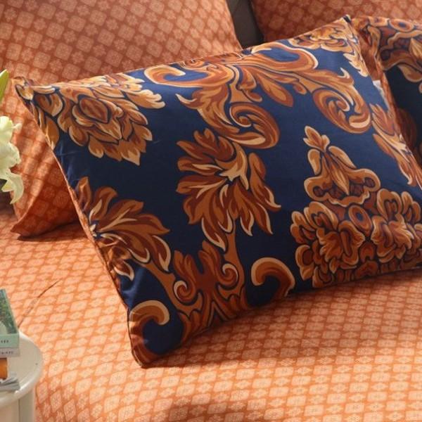 Комплект постельного белья Сатин подарочный Евро