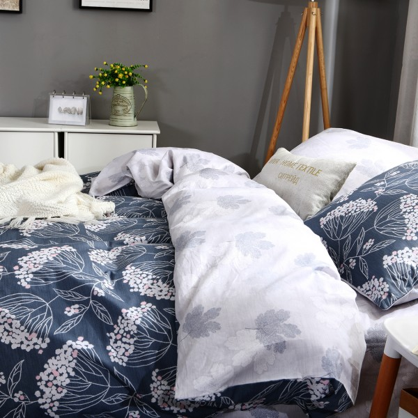 Комплект постельного белья Сатин 1.5 спальный