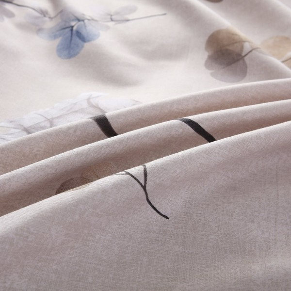 Комплект постельного белья Сатин вышивка 2 спальный