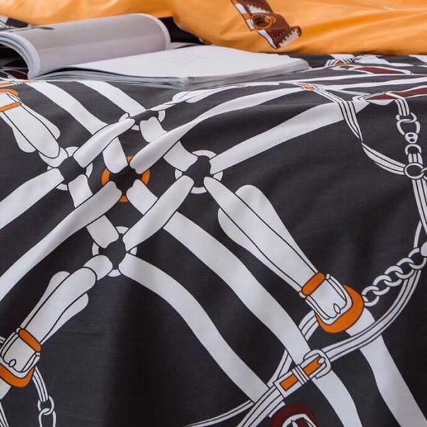 Комплект постельного белья Сатин Премиум C