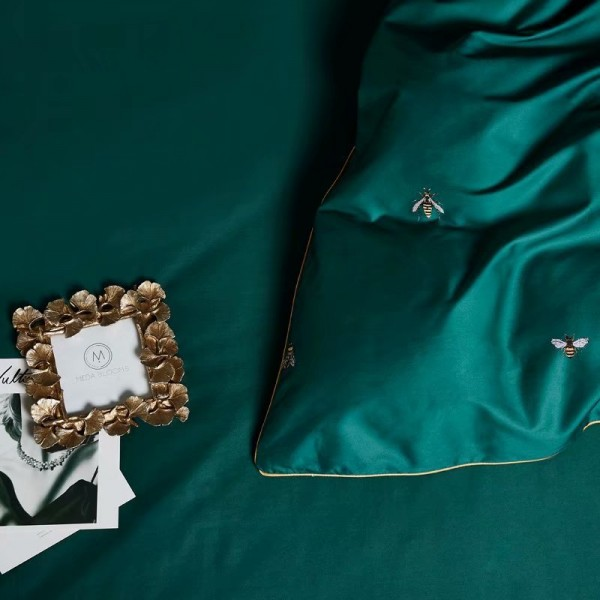 Комплект постельного белья Сатин Премиум