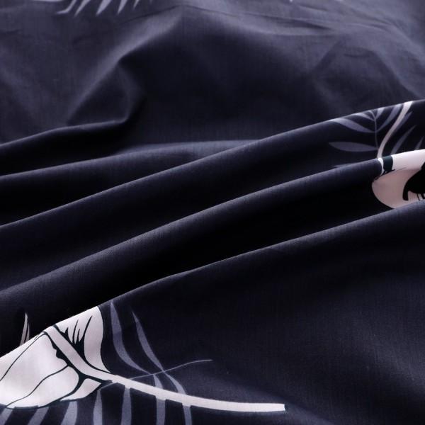 Комплект постельного белья Делюкс Сатин Дуэт Семейный
