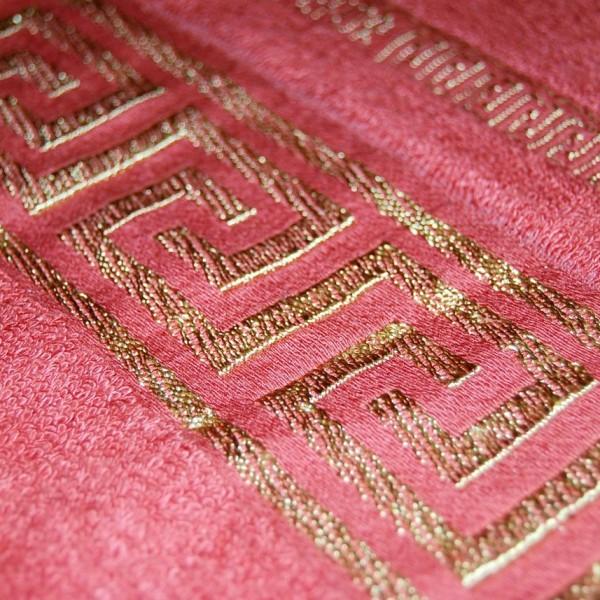 Полотенце махровое бамбук 181